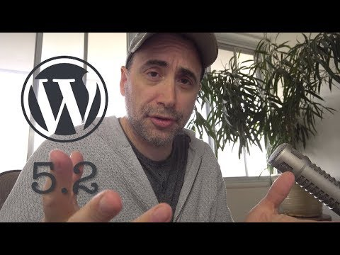 WordPress 5.2 –  A Quick Look