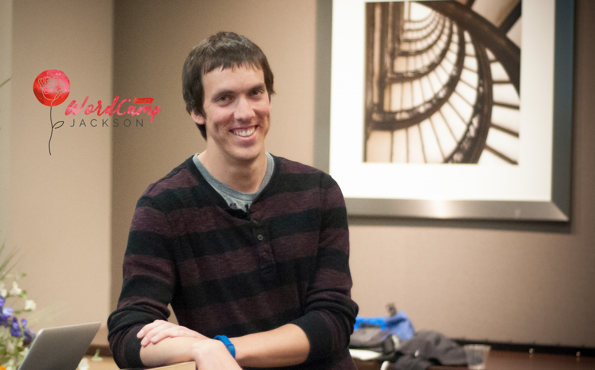EXCLUSIVE HIGHLIGHTS: Kyle Maurer from WordCamp Jackson 2019