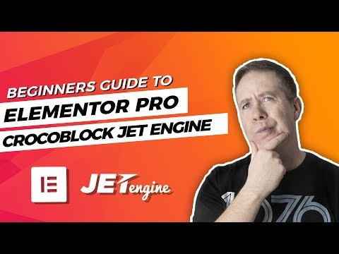 Dynamic WordPress Website Tutorial with JetEngine and Elementor Pro