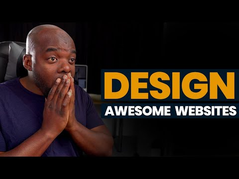 How to design a professional website with WordPress