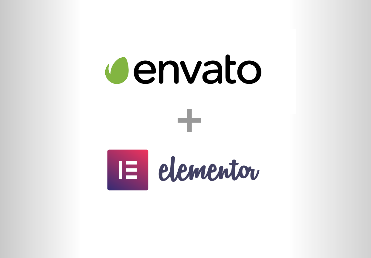 ENVATO + ELEMENTOR: Template Kits for Elementor