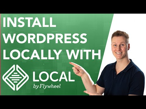 "Install WordPress on Your Own Mac or Pc with ""Local"""