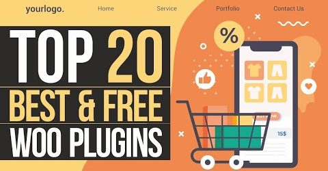 Top 20 BEST & FREE WooCommerce Plugins For WordPress 2020 – Must Have Plugins For eCommerce Websites