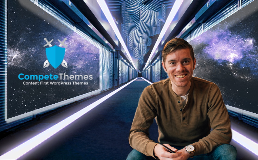 EXCLUSIVE INTERVIEW: Ben Sibley from Compete Themes
