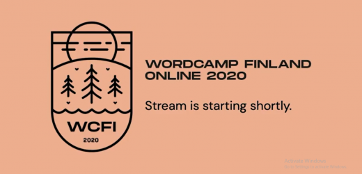 OVERVIEW: WordCamp Finland Online 2020 (VIDEO)