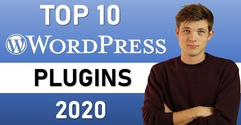 Top 10 WordPress Plugins for 2020