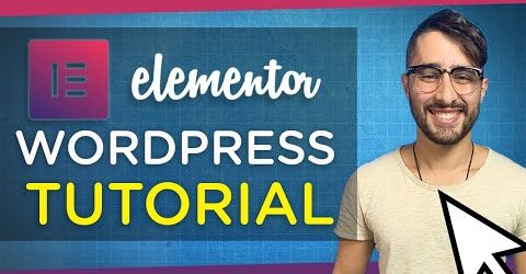 How to Create a WordPress Website with Elementor | For Beginners | 2020 Step-By-Step