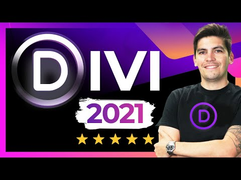 How To Make A WordPress Website With Divi Theme 2021🔥🔥
