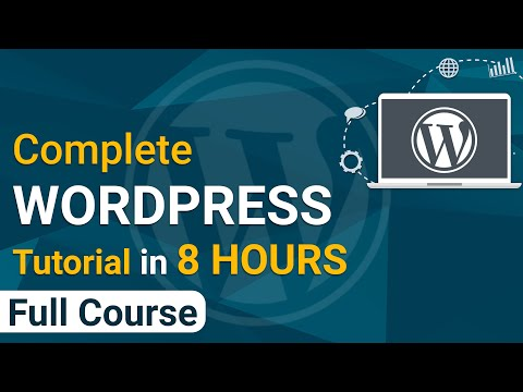 Complete WordPress Tutorial for Beginners (Step by Step) – Full Course | WsCube Tech