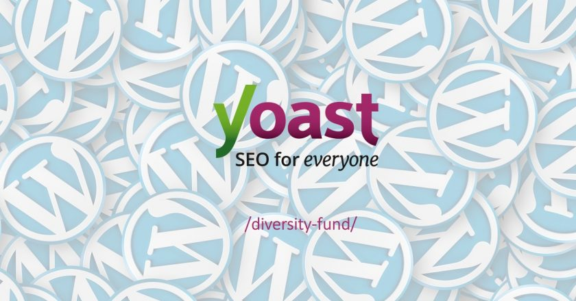 Yoast Diversity Fund: Apply until the end of May!