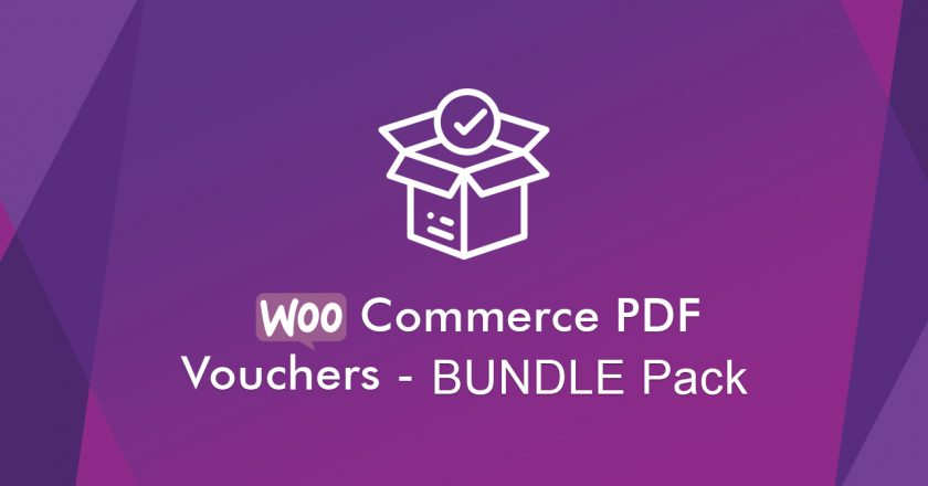 Everything About WPWeb's WooCommerce PDF Vouchers – Bundle Pack